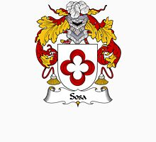 Sosa Coat of Arms/ Sosa Family Crest Unisex T-Shirt