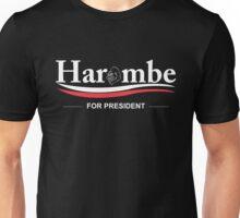 Harambe President 2016 Unisex T-Shirt