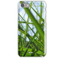 Blades of Grass iPhone Case/Skin