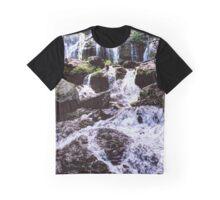 Catawba Falls - Analog HDR Graphic T-Shirt