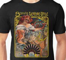 Mucha - Bicuits LeFevre-Utile Unisex T-Shirt