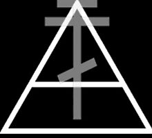 30 Seconds To Mars Cross and Triad by OfficerFriendly