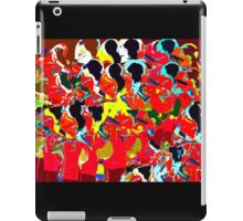 The Marching Band iPad Case/Skin