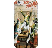 Performing Arts Posters The singing comedian Andrew Mack in his new play The rebel a drama of the Irish rebellion by James B Fagen 1335 iPhone Case/Skin