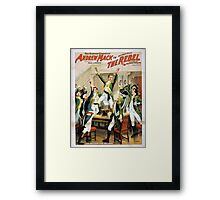 Performing Arts Posters The singing comedian Andrew Mack in his new play The rebel a drama of the Irish rebellion by James B Fagen 1335 Framed Print