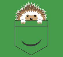 Hedgehog In Your Pocket Kids Tee