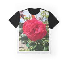 Red Beauty Graphic T-Shirt