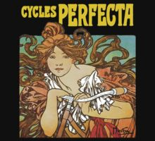 Mucha - Cycles Perfecta by William Martin