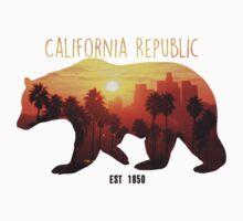 Cali Republic Kids Tee
