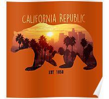 Cali Republic Poster