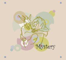 "Tiger and sheep ""Mystery"" by Oleg Serkiz"