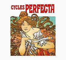 Mucha - Cycles Perfecta Unisex T-Shirt