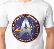 Starfleet Command Emblem Unisex T-Shirt