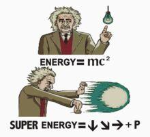 ~ Street Fighter: Super Energy ~ One Piece - Short Sleeve