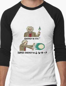 ~ Street Fighter: Super Energy ~ Men's Baseball ¾ T-Shirt