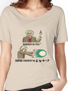 ~ Street Fighter: Super Energy ~ Women's Relaxed Fit T-Shirt