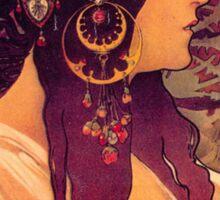 Mucha - Donna Orechini Sticker