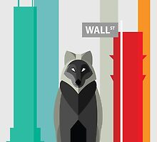 The Wolf of Wall Street by Danish Ahmed