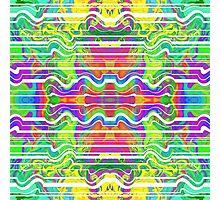 Go Crazy - Original Abstract Design Photographic Print