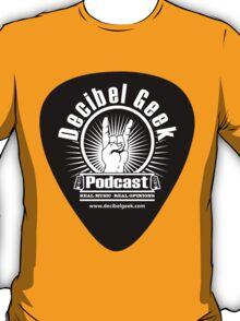 Decibel Geek Guitar Pick! T-Shirt