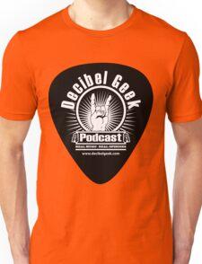 Decibel Geek Guitar Pick! Unisex T-Shirt