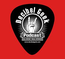 Decibel Geek Guitar Pick! Unisex T-Shirt