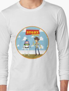 Story Time Long Sleeve T-Shirt