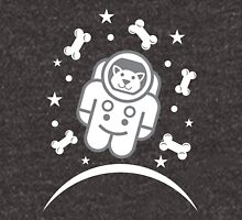 Dog in space Unisex T-Shirt