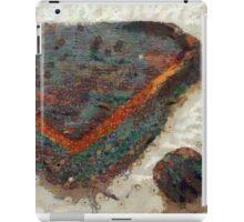 Knitted Shawl and Yarn Ball iPad Case/Skin