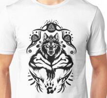 Shamanic Werewolf Unisex T-Shirt