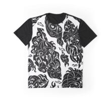 In Sweden print pattern design Graphic T-Shirt
