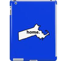 Massachusetts. Home. iPad Case/Skin