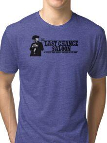 The Last Chance Saloon Tri-blend T-Shirt