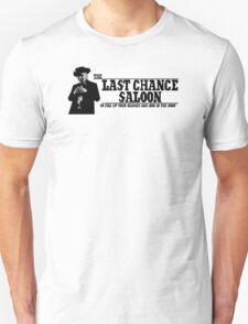 The Last Chance Saloon Unisex T-Shirt