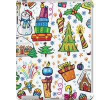 Christmas Icons iPad Case/Skin