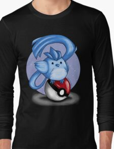 Chubby Articuno Long Sleeve T-Shirt