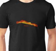 Mount Konocti- Mountain Woman  Unisex T-Shirt