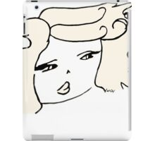 Comic Girlls - LuCy iPad Case/Skin