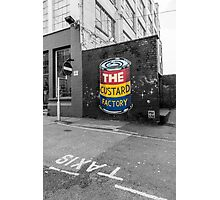 The Custard Factory Birmingham Photographic Print