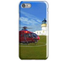 Fair Isle North Lighthouse iPhone Case/Skin