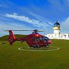 Fair Isle North Lighthouse by youmeus