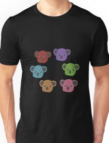Autumn/Fall Koalas Unisex T-Shirt