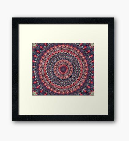 Mandala 55 Framed Print