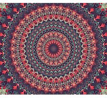Mandala 55 Photographic Print