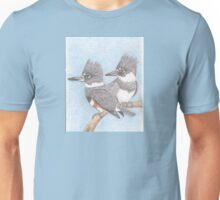 Belted KingFisher Unisex T-Shirt