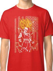 Saiyan T-shirt - vegeta Classic T-Shirt