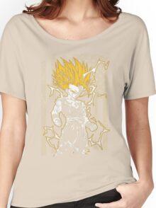 Saiyan T-shirt - vegeta Women's Relaxed Fit T-Shirt