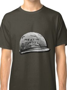 Meat is Murder Classic T-Shirt