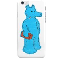 Blue Quasimoto iPhone Case/Skin