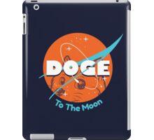 Doge Nasa (variant) iPad Case/Skin